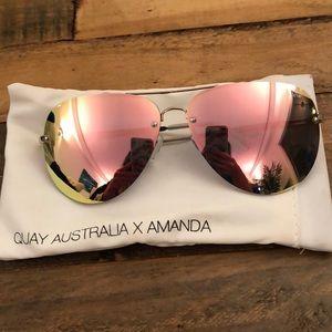 Quay Australia Amanda sunglasses